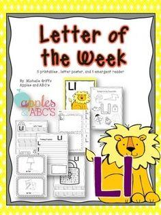 Letter L {Letter of the Week}