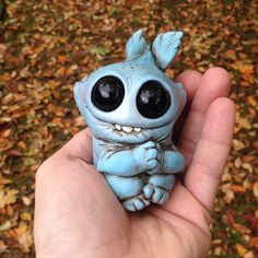Chris Ryniak's adorable (and highly collectable) monster dolls will steal your…