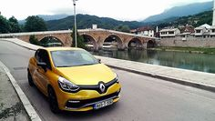 TURBO PORTAL - TEST: Renault Clio R.S. EDC 200