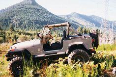 1990 yj jeep wrangler -