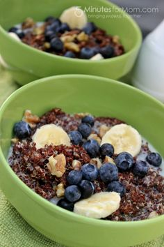 Ask the Domestic Life Stylist: What is Quinoa?  *and submit your questions too!*