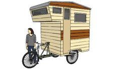 BICYCLE CAMPER by eezerz - 3D Warehouse
