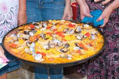 Head for Valencia for the only true paella in Spain