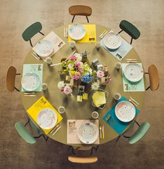 A great party table!