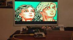 vgax - VGA library for Arduino UNO