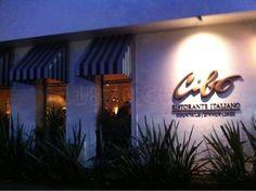 Cibo Restaurant in Monterey, CA
