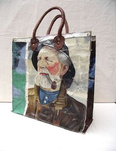 Unique Handmade Bags from Swarm
