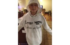 BRILLIANT!!! - 39 Hilarious Halloween Photos Of Costumed Kids Who Won At Life (Slide #76) - Parenthood