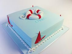 Jesse's Birthday Cake