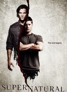 Supernatural-my all time favorite show.