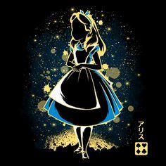 """The Wonderland"" by Soulkr Inspired by Alice in Wonderland Arte Disney, Disney Fan Art, Disney Love, Alice And Wonderland Tattoos, Alice In Wonderland Party, Cute Disney Wallpaper, Wallpaper Iphone Disney, Gato Alice, Pinturas Disney"