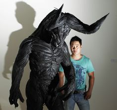 Yong Ho Ji - Beautiful, intricate art sculptures constructed from recycled tires