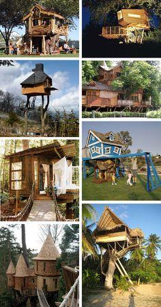 bauhaus selber bauen gem tliches aussehen baumhaus. Black Bedroom Furniture Sets. Home Design Ideas