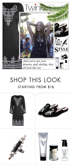 """Coachella Style ♥ ♥"" by av-anul ❤ liked on Polyvore featuring Bobbi Brown Cosmetics and NYX"