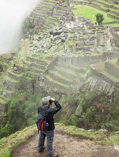Conquer Machu Pichu - 5 day hike. To follow in the footsteps of the Incas along the Inca Trail connecting Cusco and Machu Picchu (75 miles)