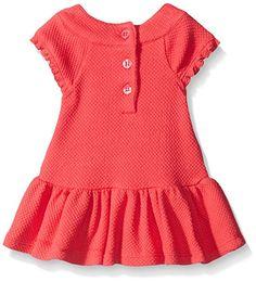 Calvin Klein Baby-Girls Popcorn Knit Tunic and Printed Leggings, Multi, 6-9 Months