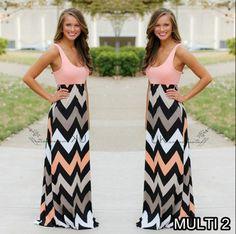 Summer dress 2018 summer style vestido de festa long stripeed women dress women clothing beach boho Maxi dress chiffon plus size