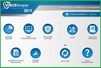 VirusKeeper 2017, Un antivirus gratuit