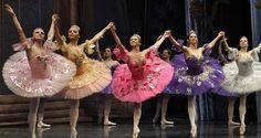 El Cascanueces con el Ballet de Moscú