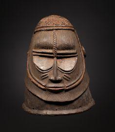 Africa / Headdress mask from Igala people of Nigeria