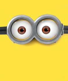 Today I am sharing a collection of minions from Despicable Me 2 Move. Scroll down to get Minion wallpapers, images & fan art. Minions Eyes, Despicable Me 2 Minions, Minions Love, My Minion, Funny Minion, Funny Jokes, Hilarious, Cartoon Wallpaper, Disney Wallpaper