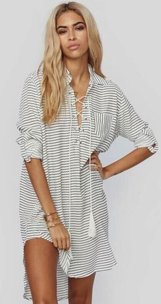 57018ae294 Hemp Material Beach Long Sleeves Cover Up Dress