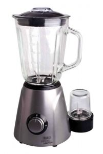 The James Martin Blender is a great all-rounder to have on hand while you're preparing food. It'll mix, puree, blend and chop - and all with a powerful 500W motor to make light work of tough ingredients.