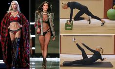 REVEALED: Karlie Kloss and Sara Sampaio's pre-VS show workouts
