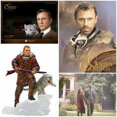 Daniel Craig as Lord Asriel: The Golden Compass Movie Figure