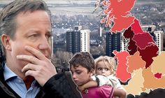DAVID Cameron's promise to take in 20,000 Syrian immigrants will spark a deep North/South divide across Britain with a single working class northern town taking more refugees than the entire affluent South East region.