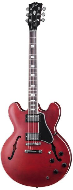 Gibson ES-335 Satin Faded Cherry (2015)