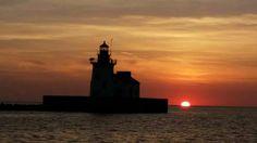 Cleveland light house