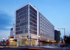 D.C.'s First Cambria Hotels & Suites Opens in Historic Shaw Neighborhood
