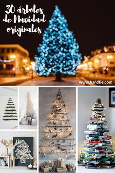 mejores 75 imágenes de ideas para navidad en pinterest