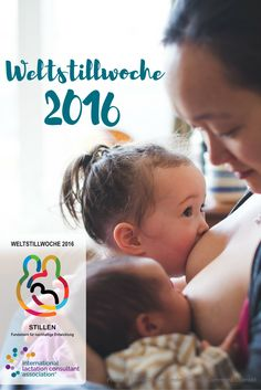 To those who communicate in German, we celebrate Weltstillwoche 2016! ‪#‎WBW2016‬ ‪#‎breastfeeding‬ ‪#‎WBWGoals‬ ‪#‎SDGs‬