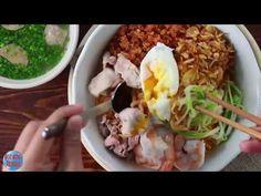 Cách làm MÌ TÔM TRỘN MUỐI ỚT biến tấu từ mì ăn liền   Guide to making chili salt noodles - YouTube