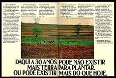 Anúncio Banco Real - 1975