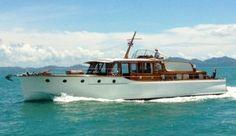 Halvorsen 50 - a gentleman's cruiser
