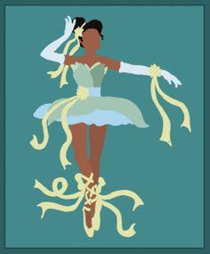 Disney Ballerina: Tiana