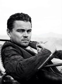 Leonardo DiCaprio - don't know what his personal beliefs are but he is an amazingly good actor!