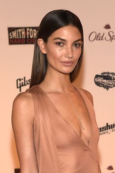 Sports Illustrated 2015 Swimsuit Takes Over The Schermerhorn Symphony Center - Lily Aldridge