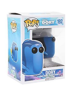"<p>Yooooouuuu neeeeeed...toooo haaaaave thiiiiiis Poppppp. Dory's trying to communicate with you in whale, do you need her to change dialects? Dory is given a fun and funky stylized look as an adorable collectible vinyl figure!</p><ul>	<li>2 3/4"" tall</li>	<li>Vinyl</li>	<li>Imported</li>	<li>By Funko</li></ul>"