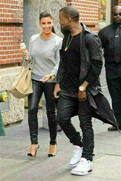 Kim Kardashian and Kanye West's romance retrospective