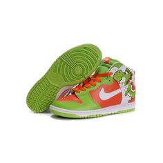 new styles 2240c 57855 Mens Nike Dunk High Custom