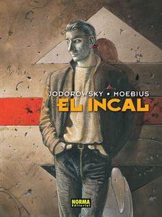 """""""El Incal"""", de Alejandro Jodorowsky, Moebius, Zoran Janjetov y Ladrönn. Editado por Norma."""