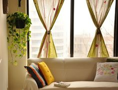 Ethnic Indian Decor: An Indian home in Ottawa Canada