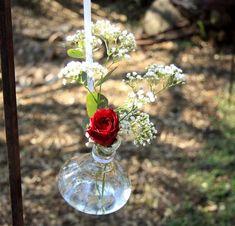Bush Wedding, First Event, Glass Vase, Wedding Venues, Bridal, Plants, Wedding Reception Venues, Wedding Places, Plant