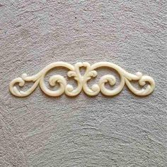 Use to enhance furniture pieces and decorate picture frames. Picture Frame Decor, Resin Furniture, Embellishments, Decoupage, Upcycle, Shabby Chic, Arts And Crafts, Diy Projects, Furniture