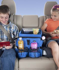Another great find on #zulily! High Road Food 'n Fun™ XL Car Seat Organizer by High Road #zulilyfinds