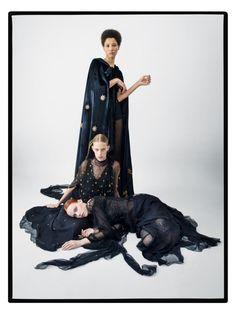 Tim Walker brings his magic to Alberta Ferretti's AW17 campaign | Fashion & Beauty | HUNGER TV